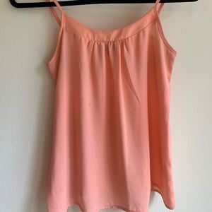 The Limited pink tank